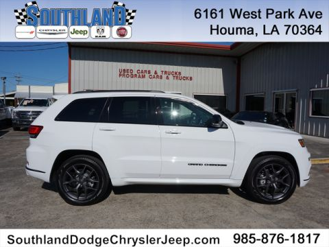 Pre-Owned 2019 Jeep Grand Cherokee Limited X 2WD With Navigation