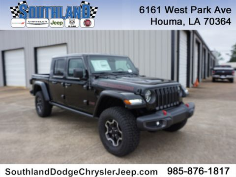 2020 JEEP Gladiator Rubicon 4WD
