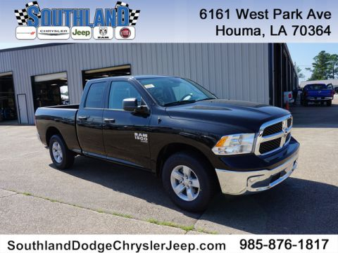New 2019 RAM 1500 Classic Tradesman 2WD 6ft4 Box 4x2 Quad Cab