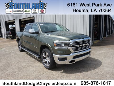2020 RAM 1500 Laramie 4WD 5ft7 Box