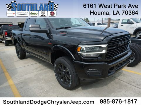 2019 RAM 3500 Laramie 4WD 8ft Box