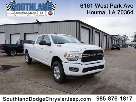 2019 RAM 3500 Big Horn 4WD 8ft Box