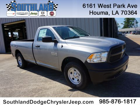 New 2019 RAM 1500 Classic Tradesman 2WD 8ft Box