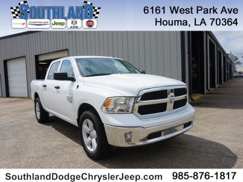 New 2020 RAM 1500 Classic Tradesman 2WD 5ft7 Box