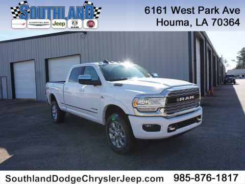2019 RAM 2500 Limited 4WD 6ft4 Box