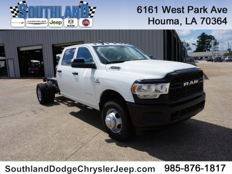 2019 RAM 3500 Chassis Cab Tradesman 4WD 172WB