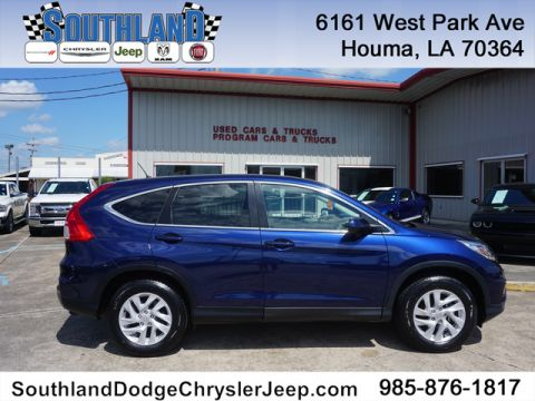 Pre-Owned 2016 Honda CR-V EX 2WD Front Wheel Drive 4 Dr SUV