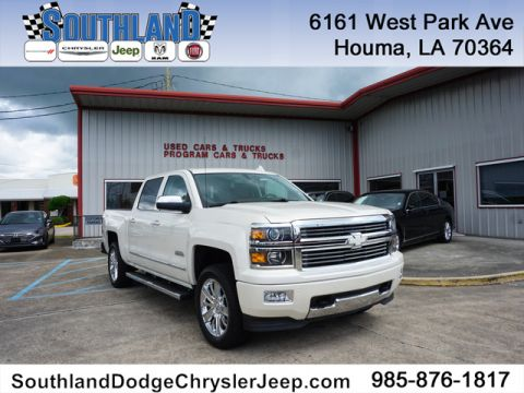 2015 Chevrolet Silverado 1500 High Country 2WD